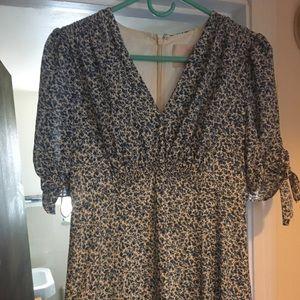 Gal Meets Glam Aurora Maxi Dress NWT